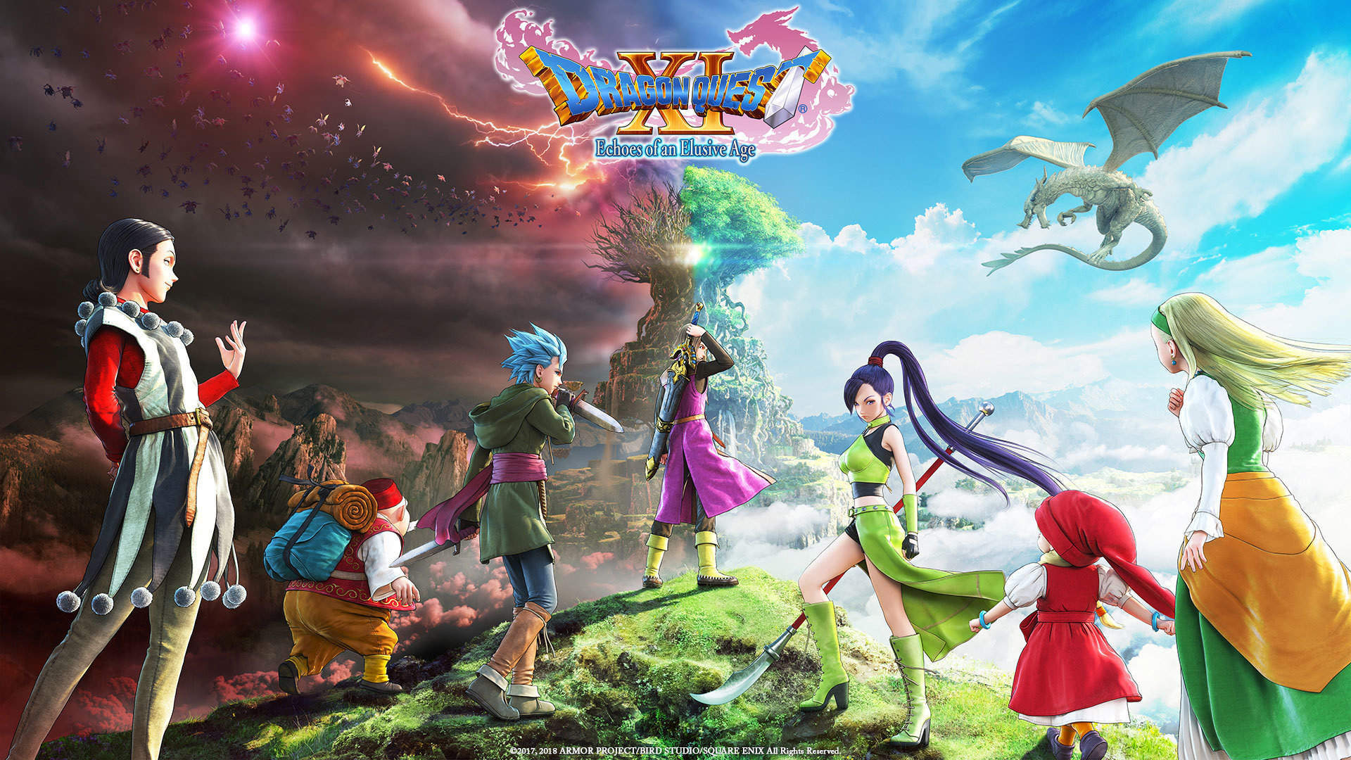 dragon quest xi