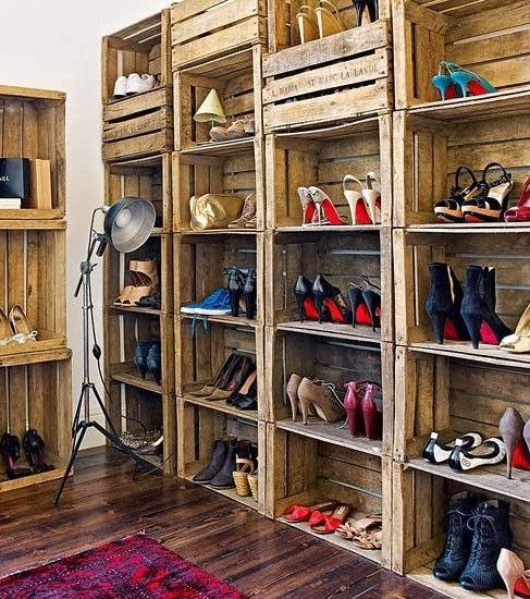 dressing chaussures