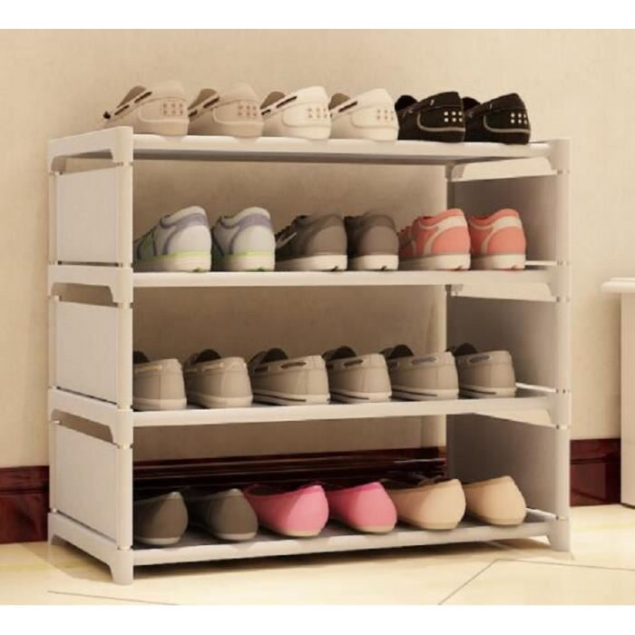 etagere range chaussure