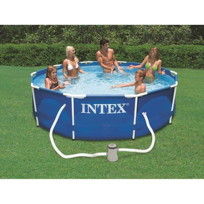 kit piscine tubulaire