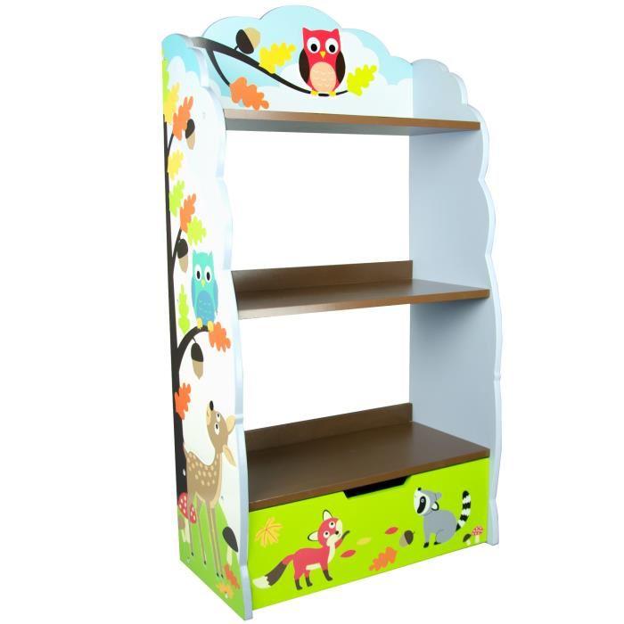 meuble livre enfant