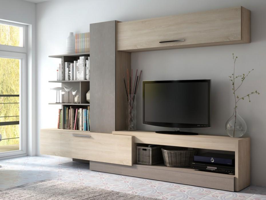 meuble tele et rangement