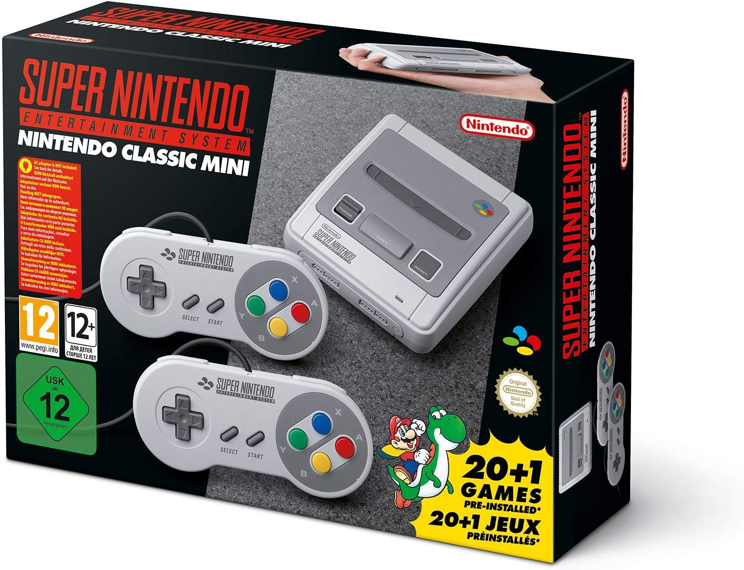 nintendo snes mini