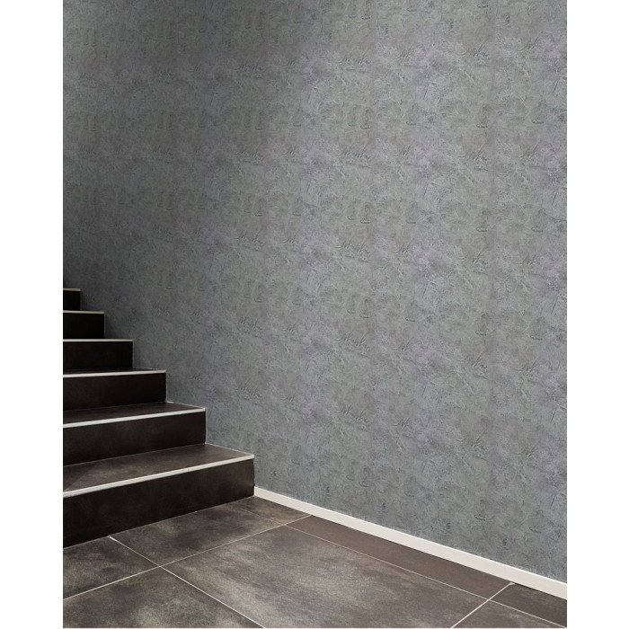 papier peint gris