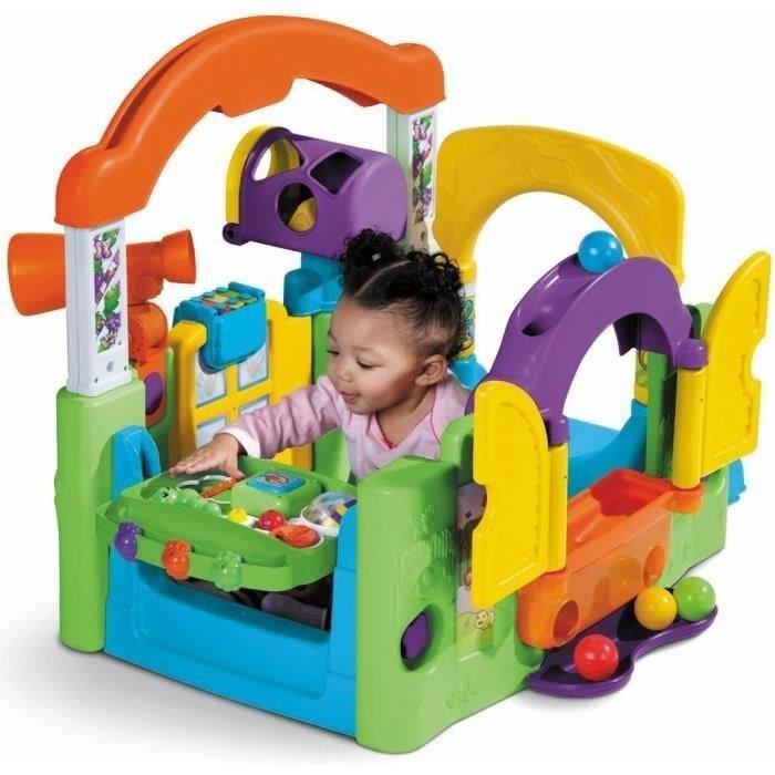 parc activité bébé