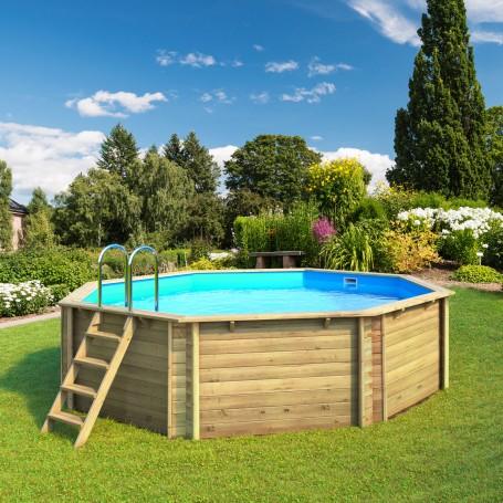 piscine bois hors sol