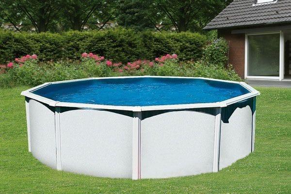 piscine metal