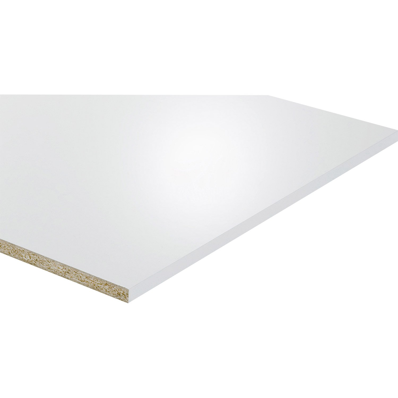 planche laqué blanc
