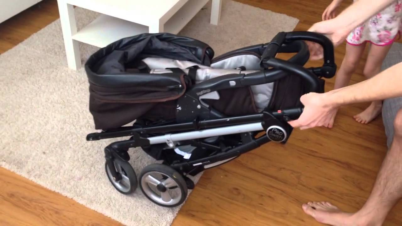 poussette peg perego pliko switch easy drive