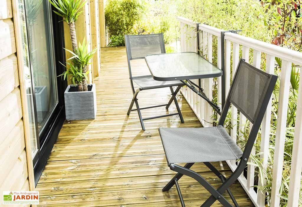 salon jardin balcon