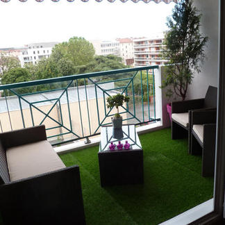 salon pour balcon