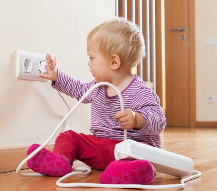 sécurité domestique bébé