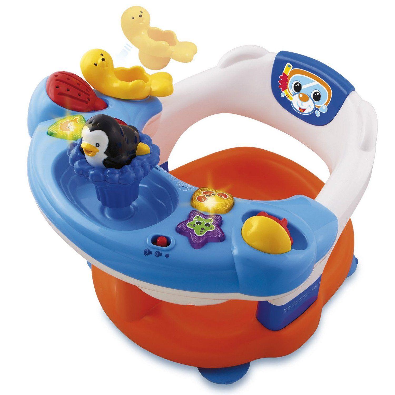 siege de bain vtech