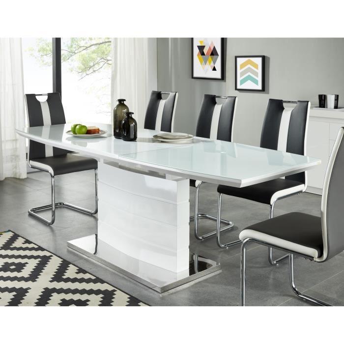 table à manger 8 personnes