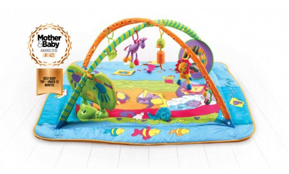 tapis d éveil tiny love gymini kick and play