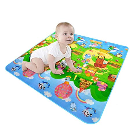 tapis de jeu pour bébé