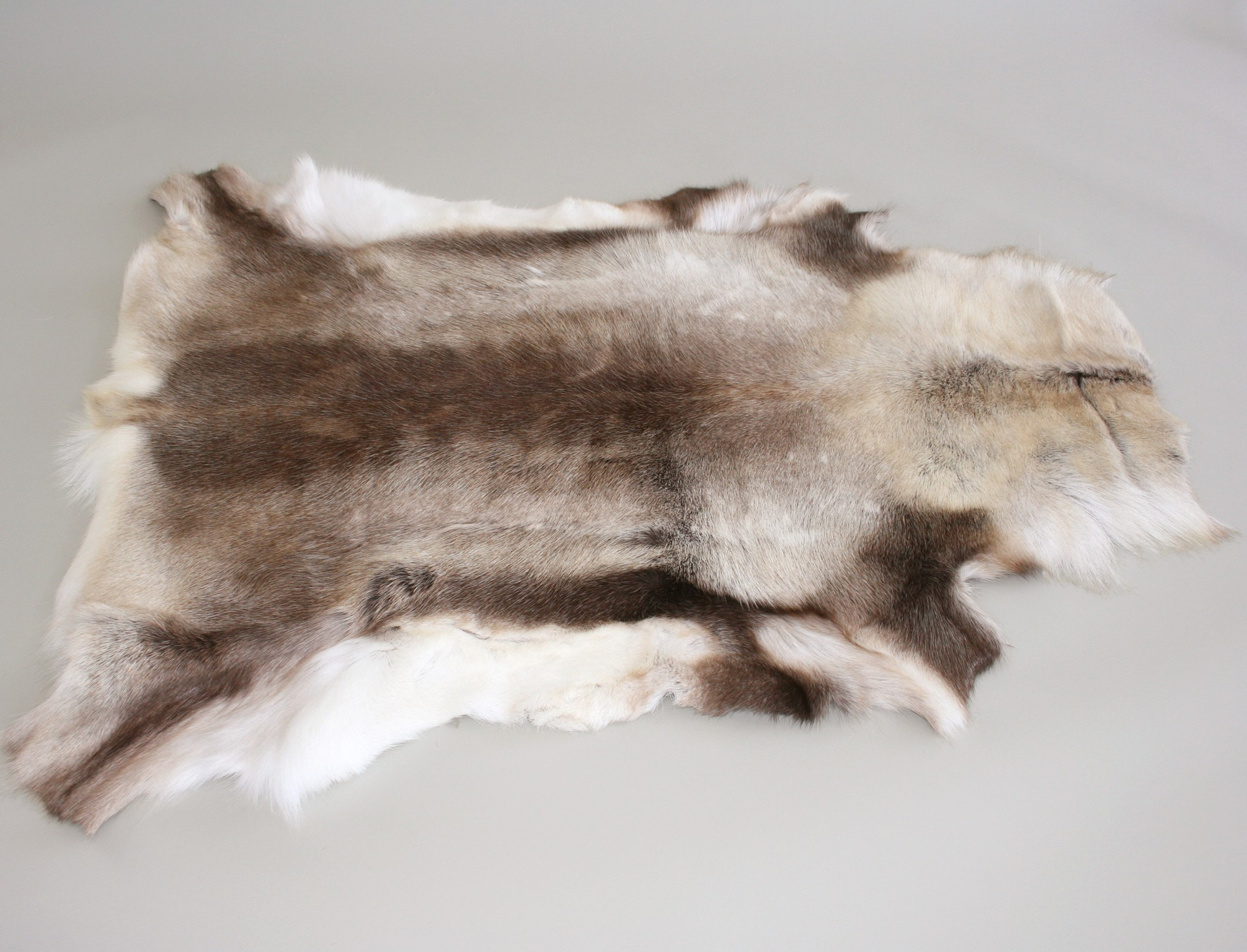 tapis en peau