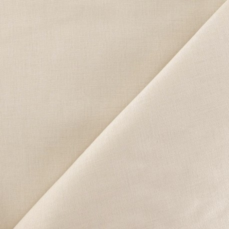 tissu beige