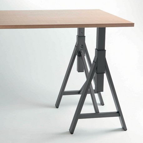 tréteau table