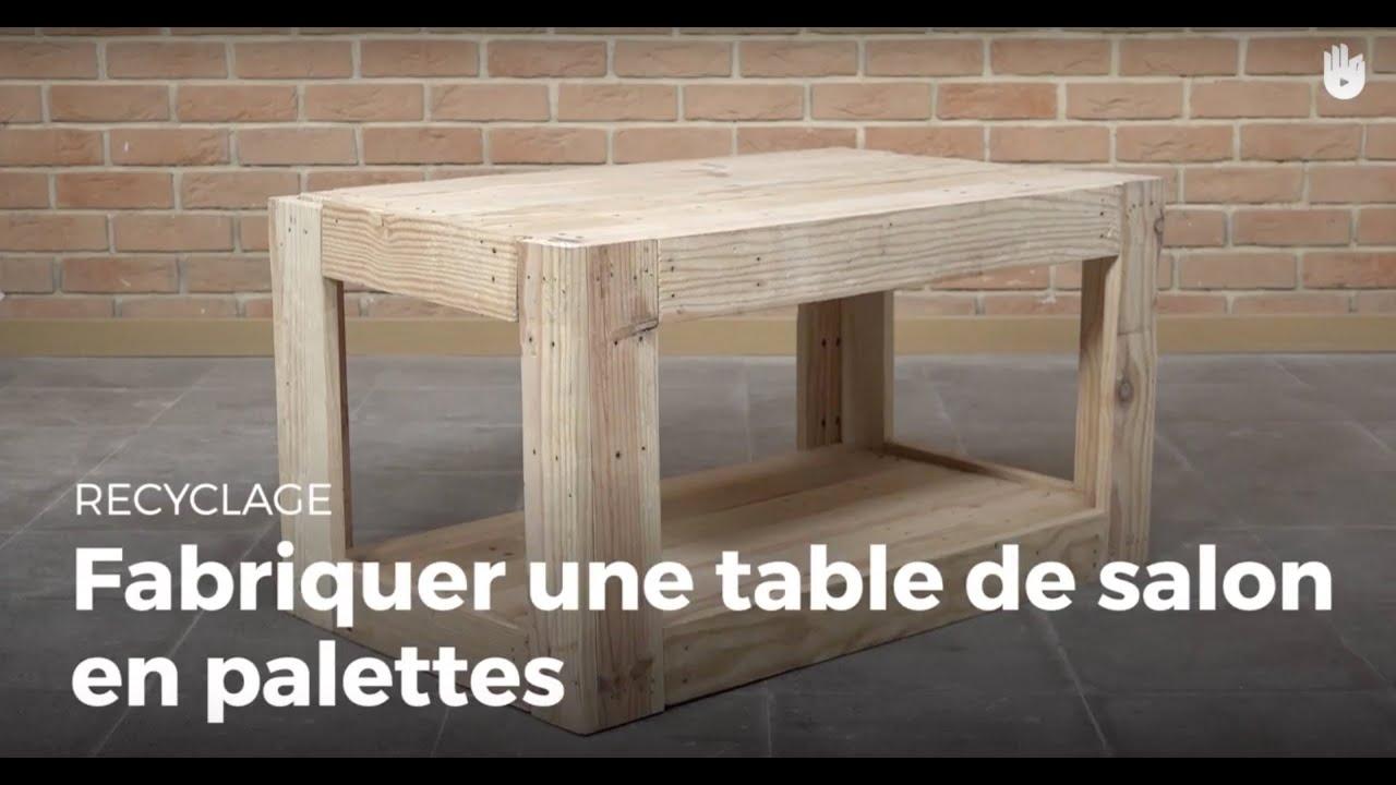 une table de