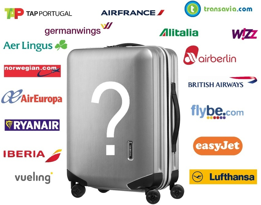 valise cabine taille