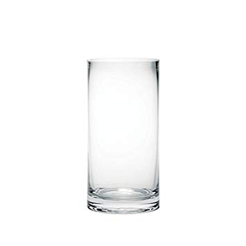 vase haut transparent