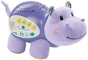 veilleuse hippopotame