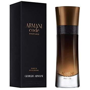 armani code homme