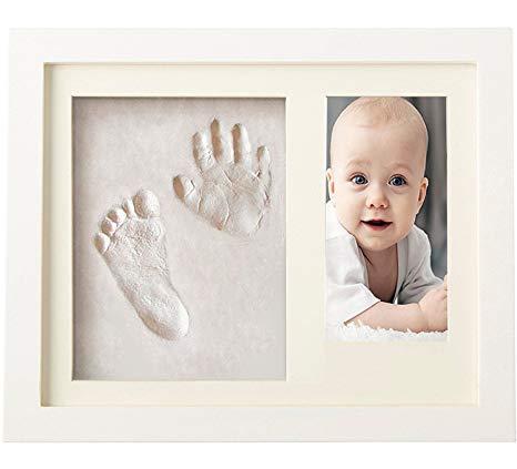 cadre pour empreinte bébé
