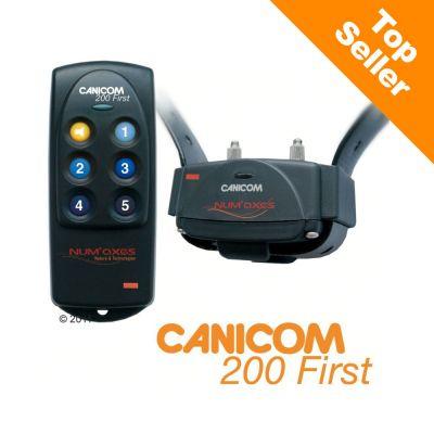 collier canicom 200 first