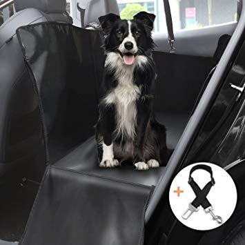 couverture chien voiture