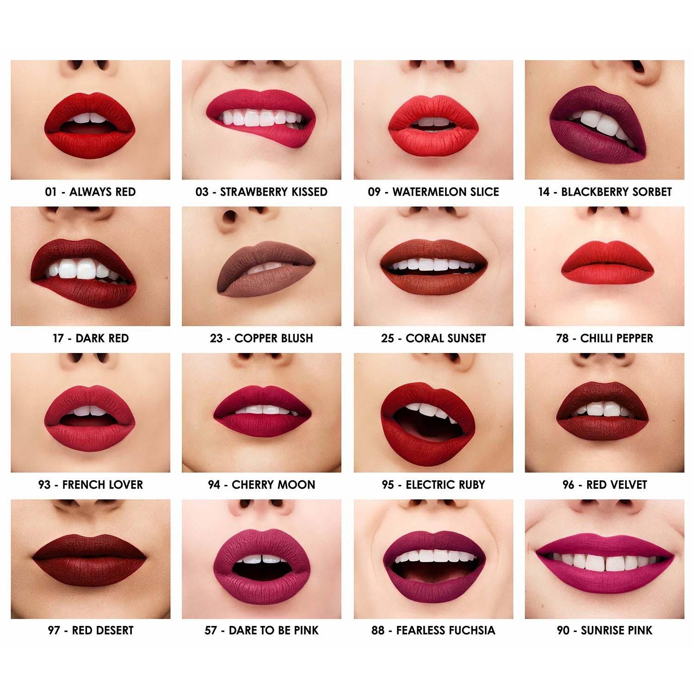 cream lip stain