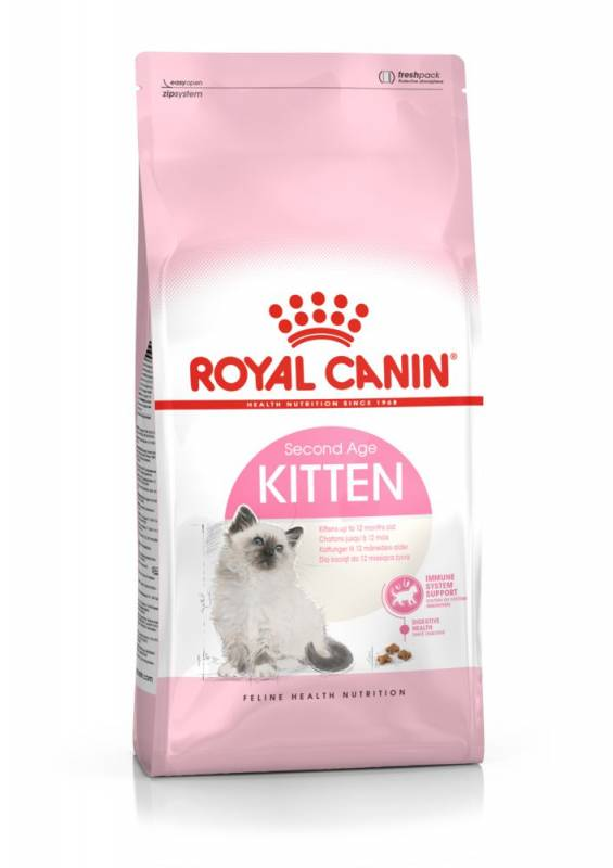 croquette royal canin kitten