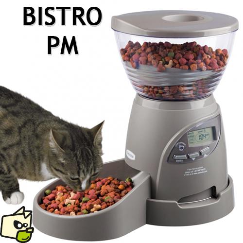 distributeur de nourriture pour chat