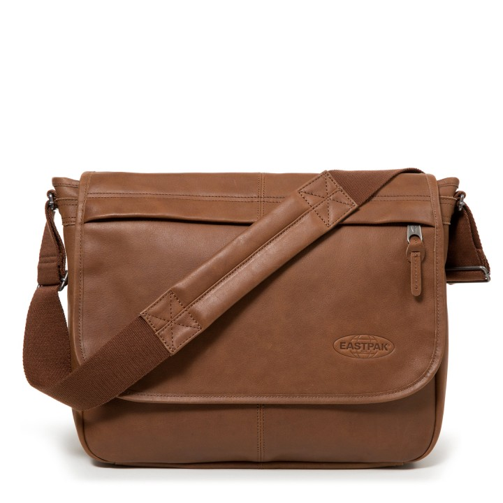 eastpak delegate leather