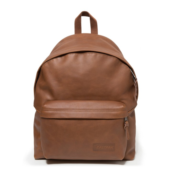 eastpak leather