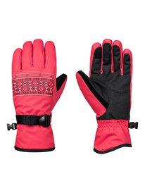 gants de ski femme