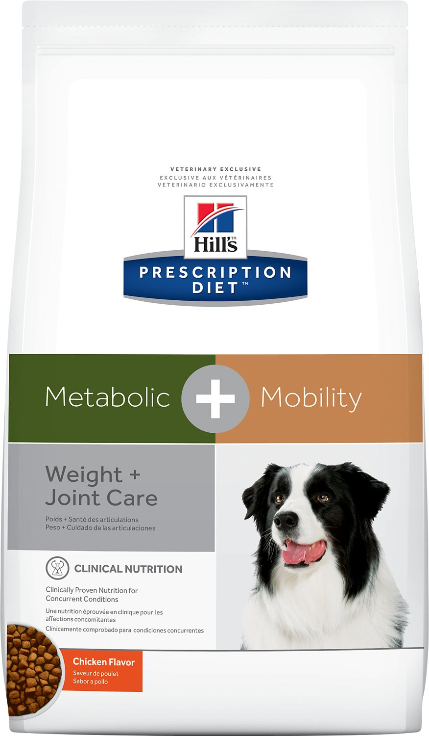 hill's prescription diet metabolic