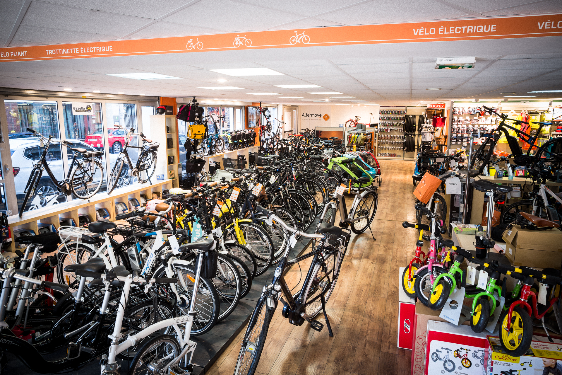 magasin velo lille