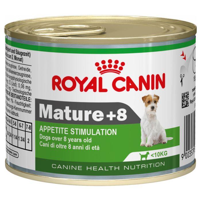 mature 8