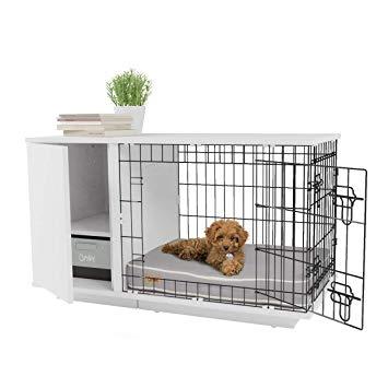 niche d intérieur pour chien