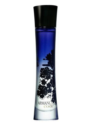 parfum armani code femme
