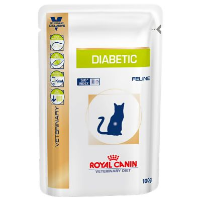 royal canin diabetic feline