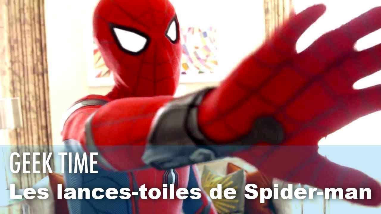 spiderman toile