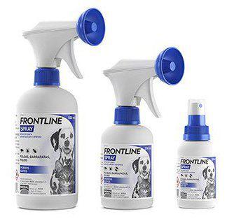 spray frontline