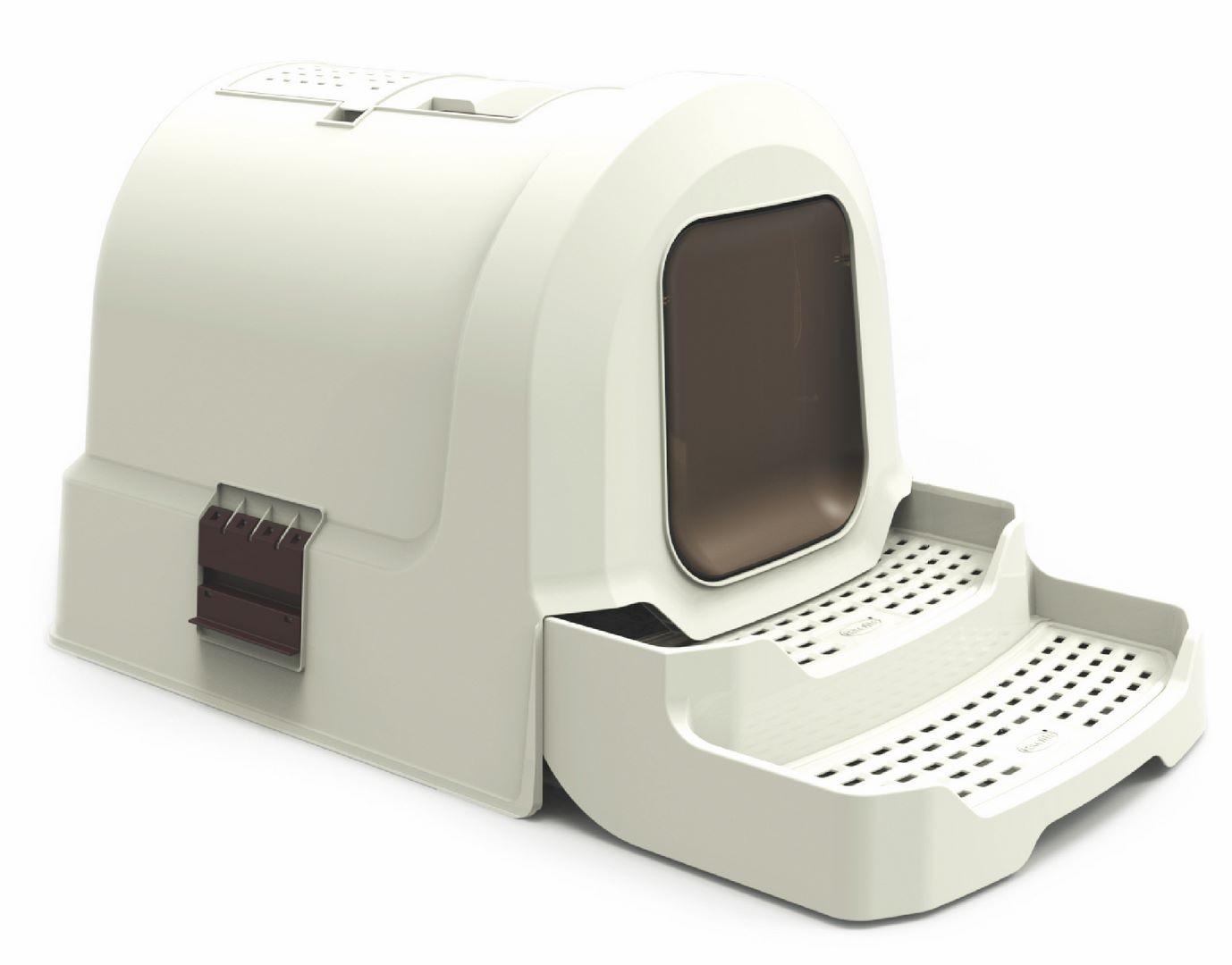 toilette pour chat