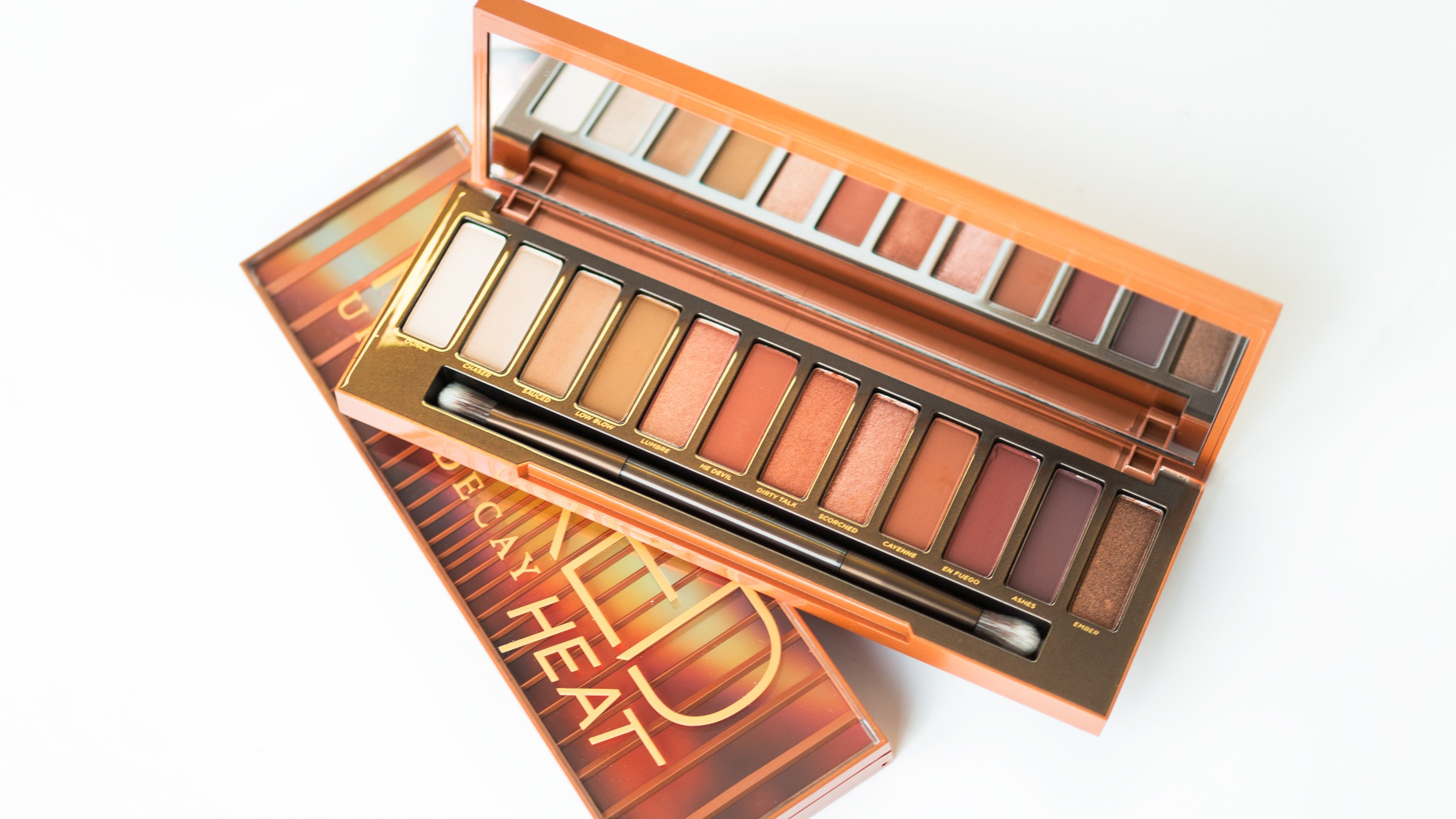 urban decay heat palette