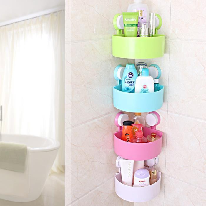 accessoire rangement salle de bain