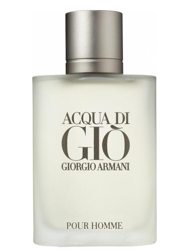 acqua di gio giorgio armani perfume