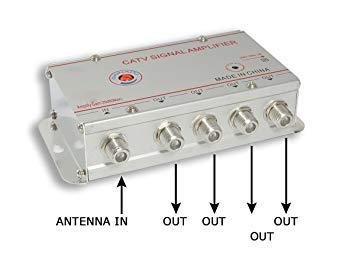 amplificateur signal tv